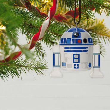 Star Wars™ R2-D2™ Wood Ornament