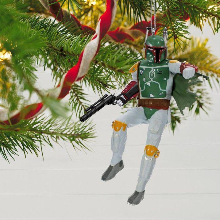 Star Wars: Return of the Jedi™ Boba Fett™ Ornament