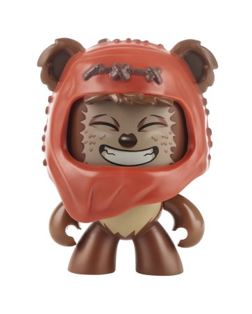 STAR WARS MIGHTY MUGGS Figure - Ewok 2 copy