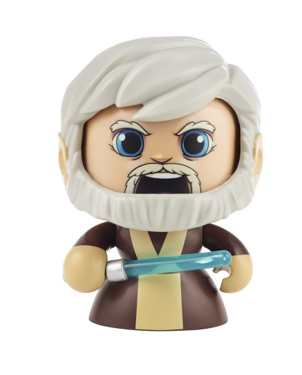 STAR WARS MIGHTY MUGGS Figure - Obi-Wan Kenobi 3 copy