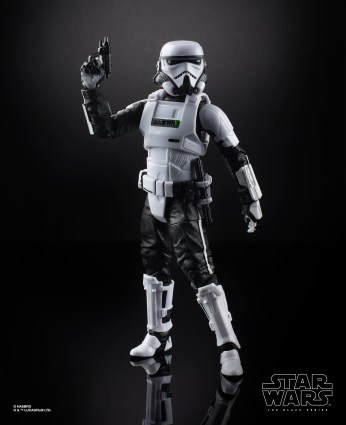 STAR WARS THE BLACK SERIES 6-INCH IMPERIAL PATROL TROOPER 1
