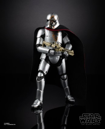 STAR WARS THE BLACK SERIES BATTLE DAMAGED PHASMA 3