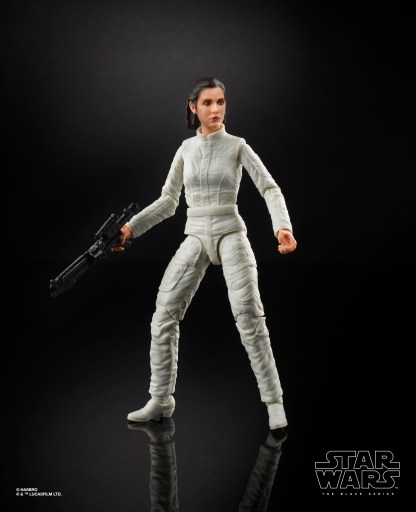 STAR WARS THE BLACK SERIES LEIA BESPIN 2