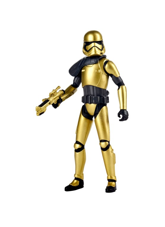 STAR WARS RESISTANCE 3.75-INCH COMMANDER PYRE Figure (1)