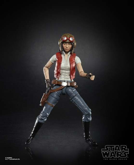 Star Wars The Black Series 6-inch Dr Aphra Figure 2