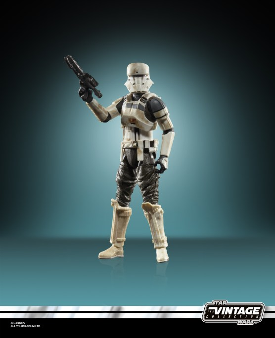 Star Wars The Vintage Collection Imperial Assault Tank Commander Figure 1