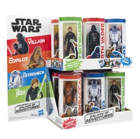 STAR WARS GALAXY OF ADVENTURES Assortment - PDQ (2)