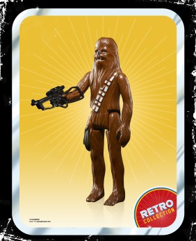 Star Wars Retro Chewbacca oop