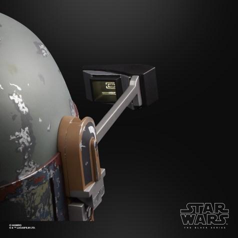 STAR WARS THE BLACK SERIES BOBA FETT ELECTRONIC HELMET - oop (2)