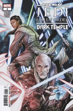 Marvel Comics' Star Wars Jedi: Fallen Order - Dark Temple - $3.99
