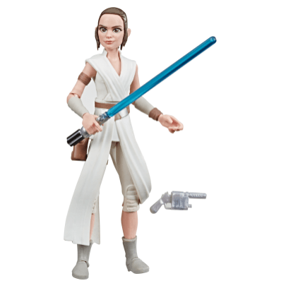STAR WARS GALAXY OF ADVENTURES 5-INCH Rey Figure Assortment - $9.99 (HASBRO/Ages 4 years & up/Approx. Retail Price: Starting at $9.99/Available: Fall 2019)