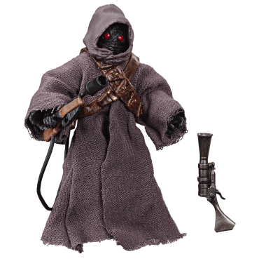 STAR WARS: THE BLACK SERIES 6-INCH OFFWORLD JAWA Figure - $19.99 (HASBRO/Ages 4 years & up/Approx. Retail Price: Starting at $19.99/Available: Fall 2019)