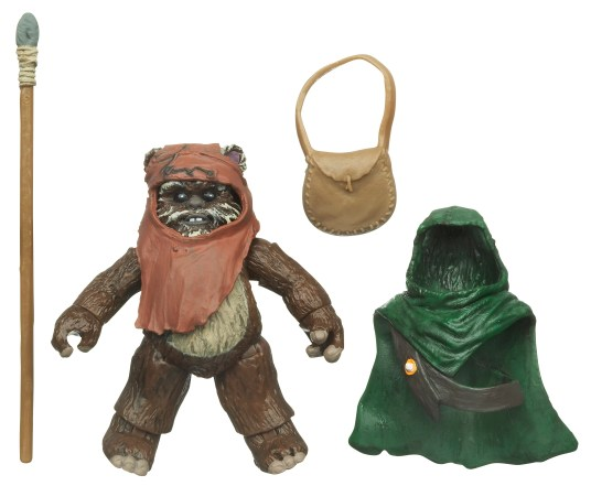 STAR WARS THE VINTAGE COLLECTION 3.75-INCH WICKET Figure copy