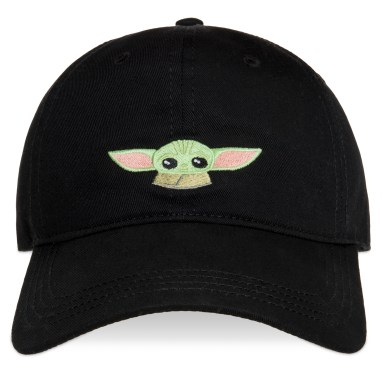 The Child Baseball Cap for Adults – Star Wars: The Mandalorian Available now on shopDisney: https://www.shopdisney.com/the-child-baseball-cap-for-adults-star-wars-the-mandalorian-420169953397.html?searchType=autosuggest-popular&isProductSearch=1&plpPosition=undefined&siteSearchTopProduct=1#!