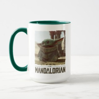 Star Wars The Mandalorian The Child Scene Muig You can get yours online now from Amazon, Design By Humans, Hot Topic, shopDisney, Walmart, Zazzle, and 80's Tees!