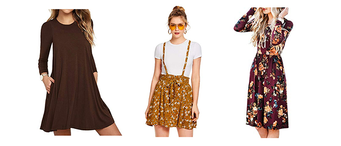 Fall Fashion On Amazon Under $35