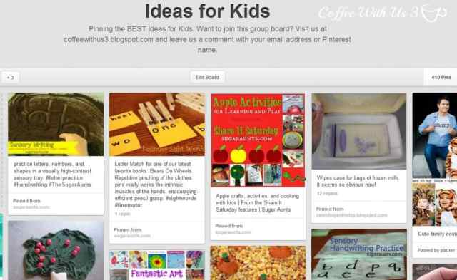 Ideas-for-kids-pinterest-board