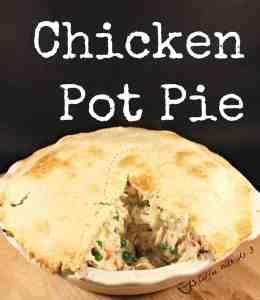 Chicken Pot Pie new