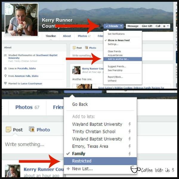 facebook-restrict