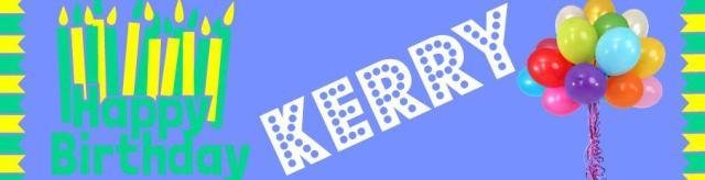 Kerry Bday