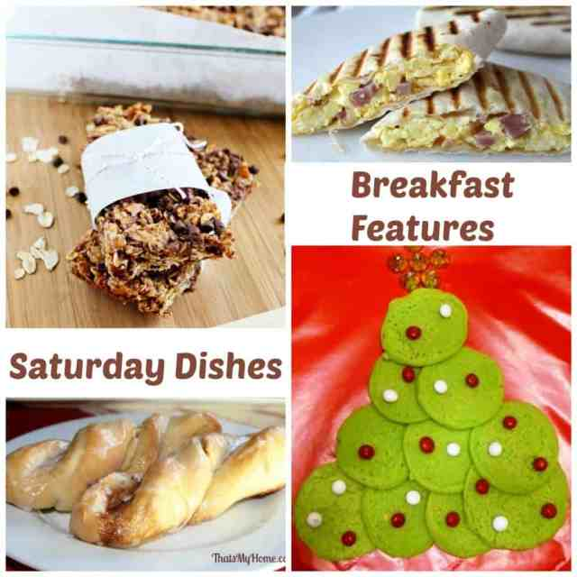 Saturday Dishes Breakfast Features