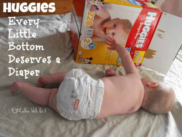 Join the Huggies Challenge-- For every challenge you complete, Huggies donates diapers to kids in need! #HuggiesTester