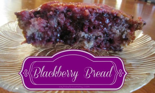 blackberry-bread