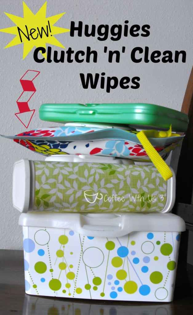New Huggies Wipes in a stylish, soft case that fits more wipes in less space! #sponsored #HuggiesMomStyle