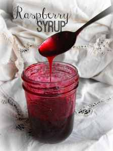 Raspberry Syrup2