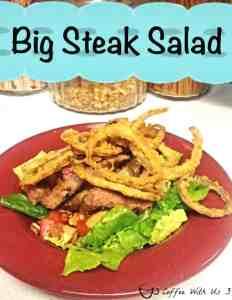 Big Steak Salad