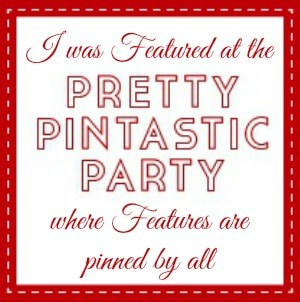 A cool down and a Pretty Pintastic Party, that's a wonderful thing!