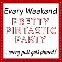 Welcome to Pretty Pintastic Party #145 and my favorite pick from last week. I hope you've had a productive week and you're ready for our weekly party of awesome links.