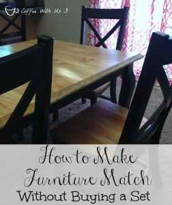 Furniture Match