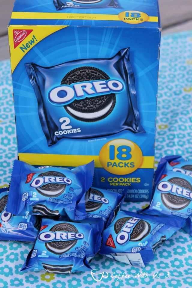 New Oreo 2-Count Packs