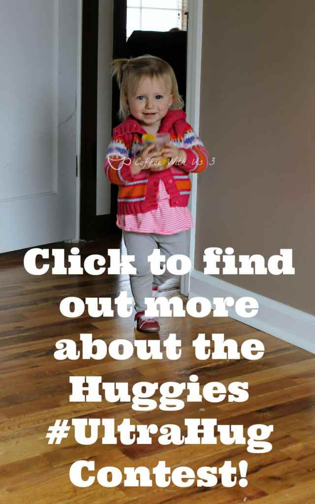 Spread the love with Huggies #UltraHug selfie contest!