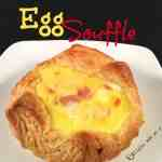 Ham & Cheese Egg Souffle - Coffee With Us 3