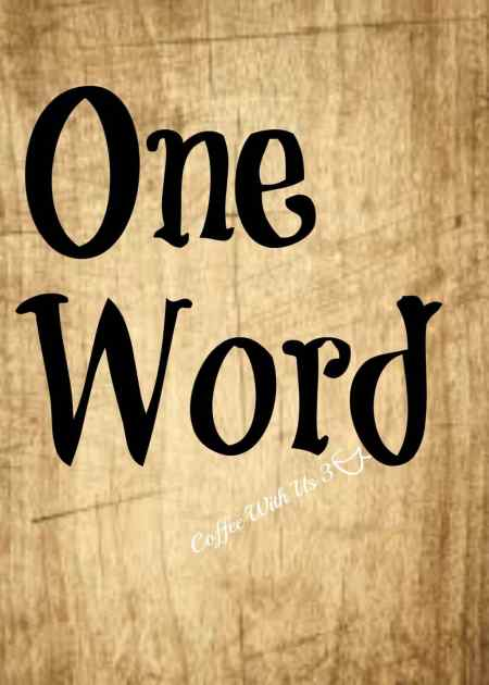One Word 1