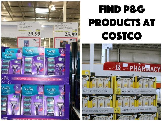P&G at Costco