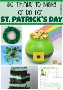 Looking to make your St. Patrick's Day more fun or memorable?? Check out these fun activities, crafts, & recipes perfect for you or your family!!