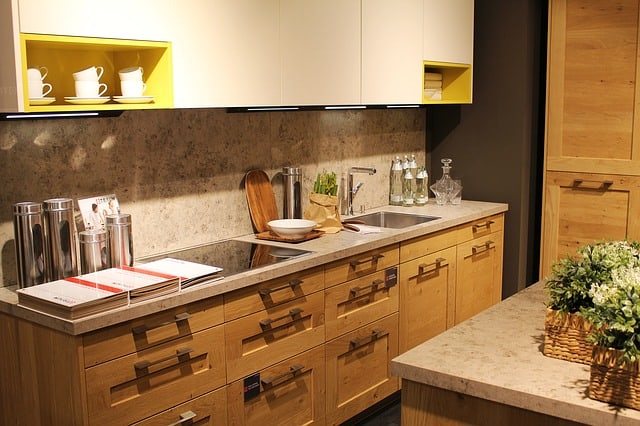 Is your kitchen tiny or just not functional? Check out these tips to improve your small kitchen space!