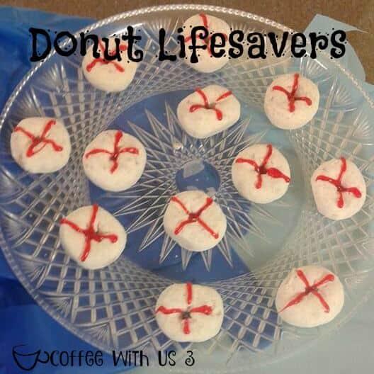 donut lifesavers