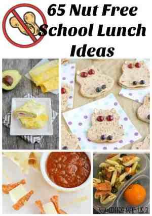 nut-free-school-lunch-ideas