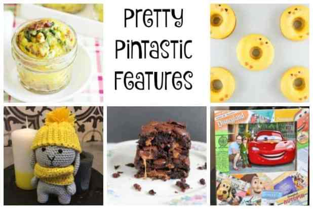 It's that time again, another Pretty Pintastic Party #150 and a refreshing drink recipe from Simply Darrling