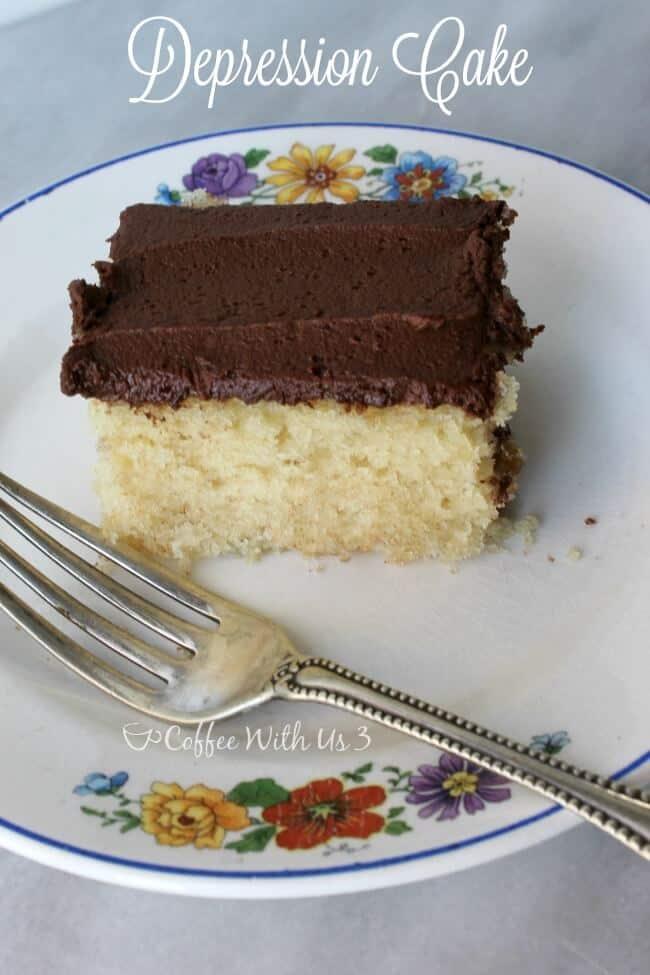 Easiest Cake Make Scratch