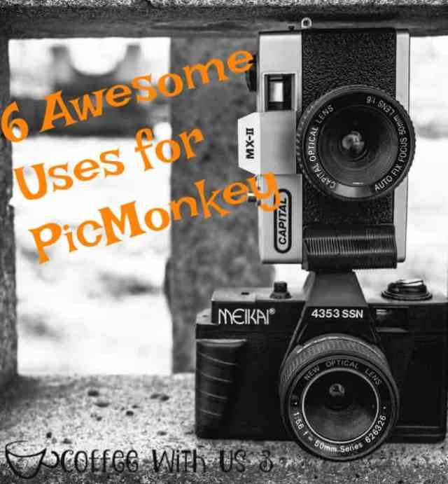 Have you ever tried the online photo editor PicMonkey? Not only is it amazing but it also has many tools & uses that you probably didn't know about!!