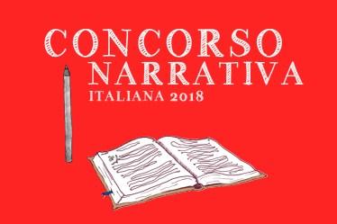 Concorso narrativa italiana 2018
