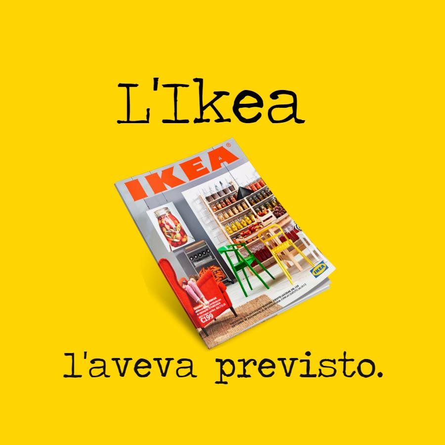 Strategie di comunicazione Ikea