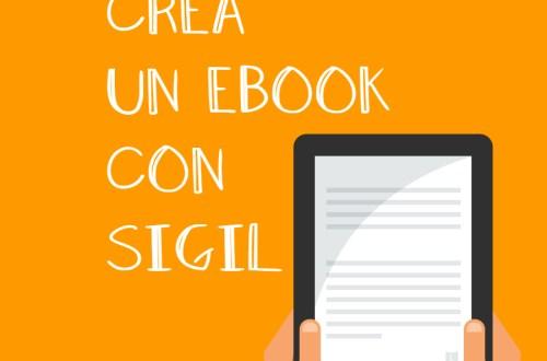 Creare un ebook con Sigil
