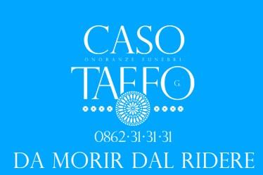 Caso Taffo, studio della comunicazione dell'agenzia funebre