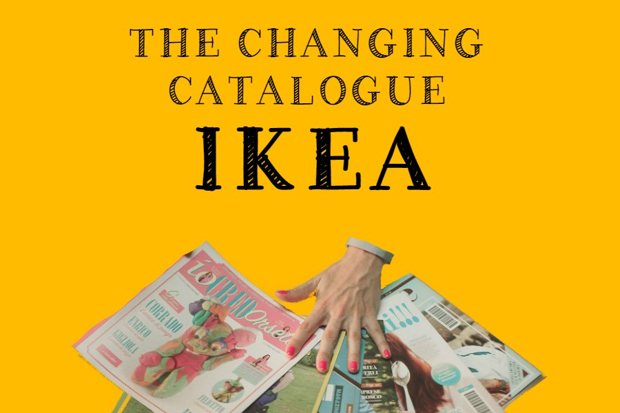 Ikea, The changing catalogue